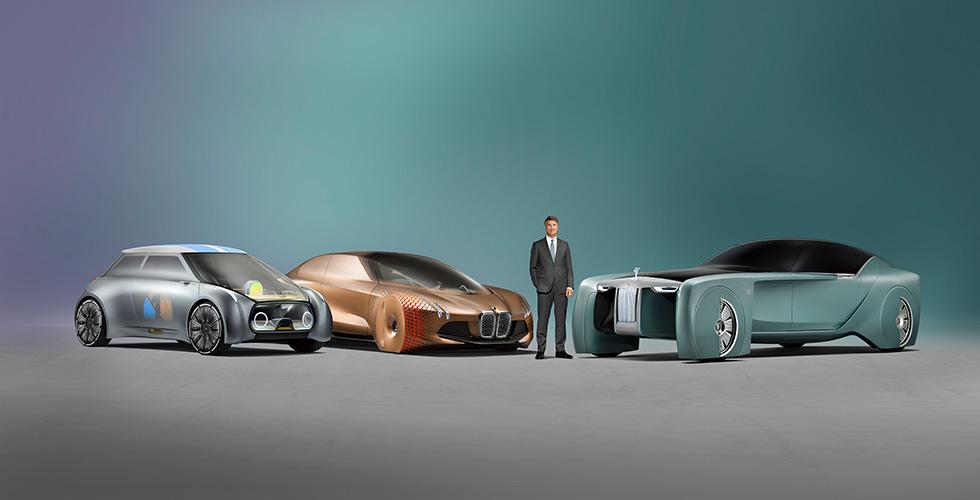 BMW: مستقبل مئة عام من التنقّل