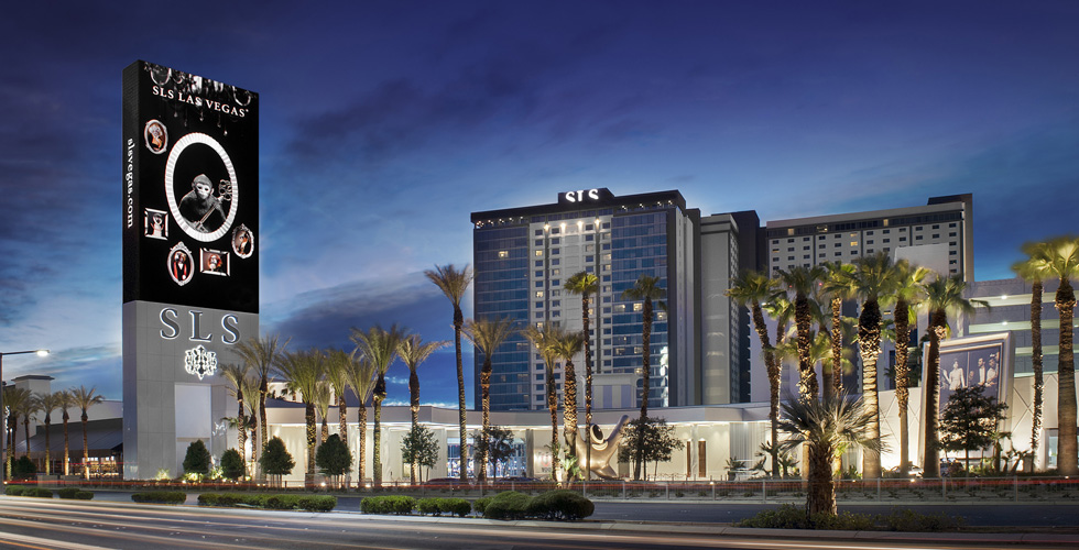 فندق دابليو لاس فيغاس يتألق