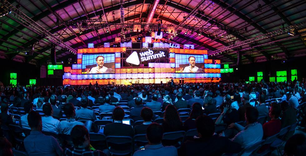 شركات Web Summit  جمعت مليار دولار