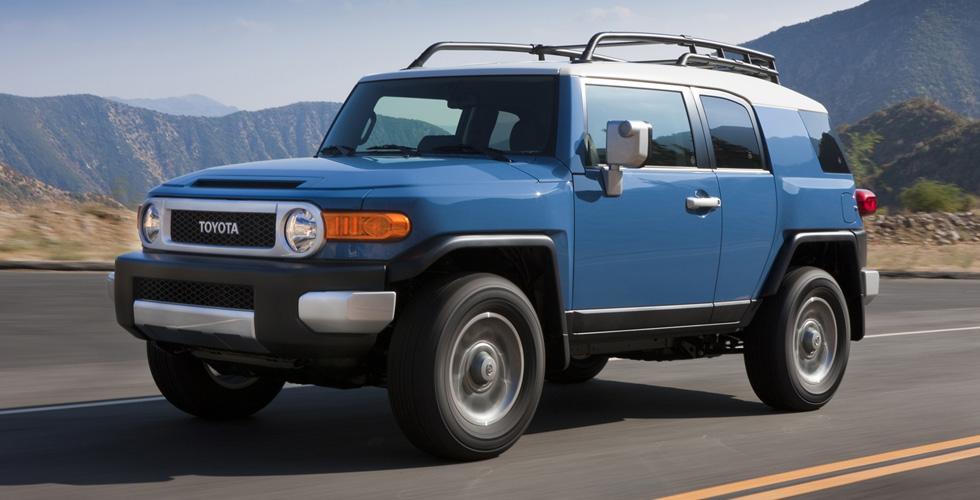 سيّارة أوف رود جديدة محتملة من Toyota