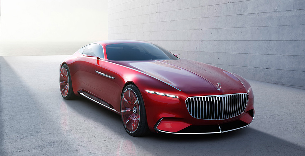 تشريحٌ لفكرة Mercedes Maybach 6