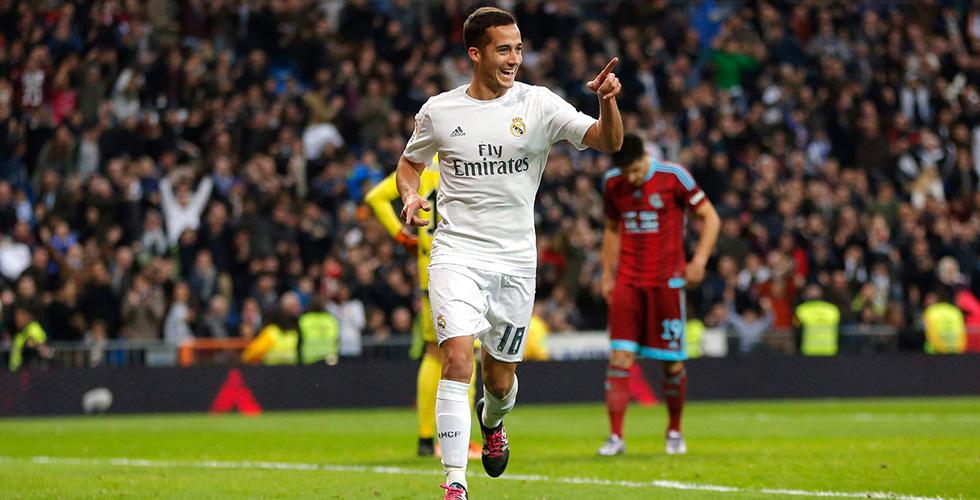 فاسكويز يجدّد عقده مع مدريد