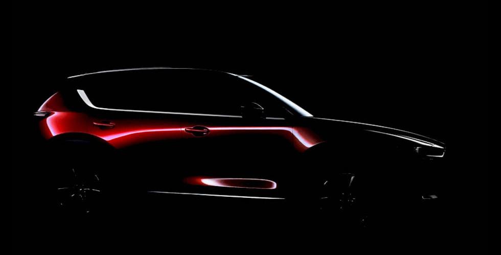 صورةٌ حصريّة لل Mazda CX-5