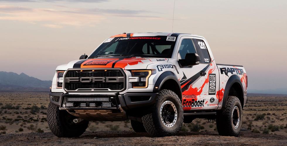 شاحنات Ford  الخارقة تجتاح معرض SEMA