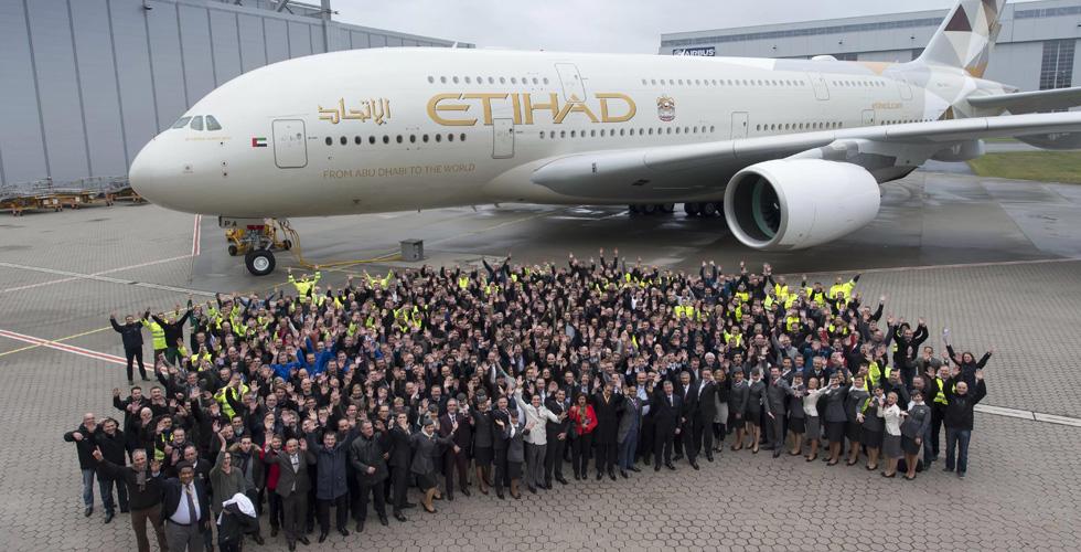 بوينغ 787 تحطّ في الرياض