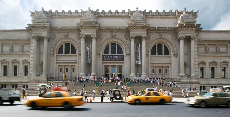 متحف الدوحة بمقتنياته  في نيويورك