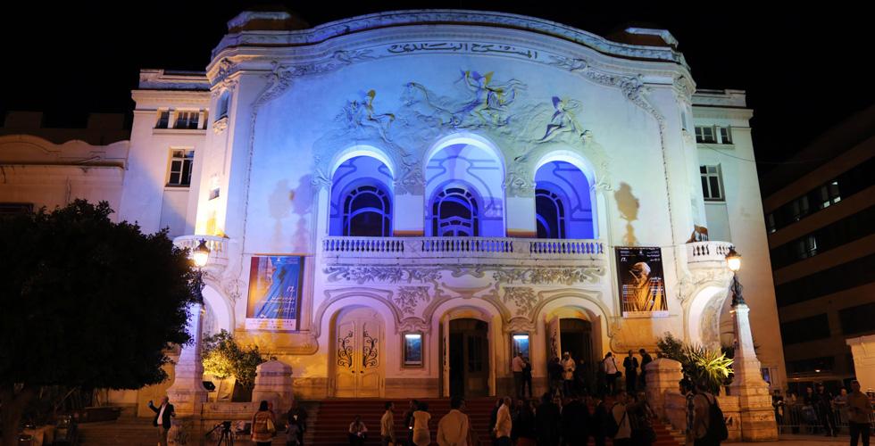مسرح عربي وافريقي وشكسبير في قرطاج