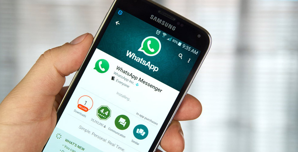 WhatsApp وافضلية مكالمات الفيديو