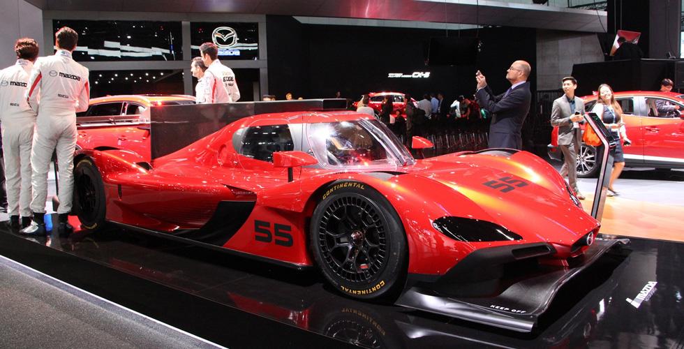 Super Kodo  من Mazda  جاهزة للسباق
