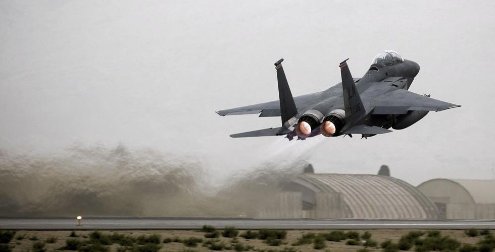 طائرات حربية اميركية للكويت وقطر