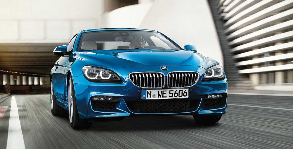 إضافات BMW 6 Series:  أناقة ورفاهية