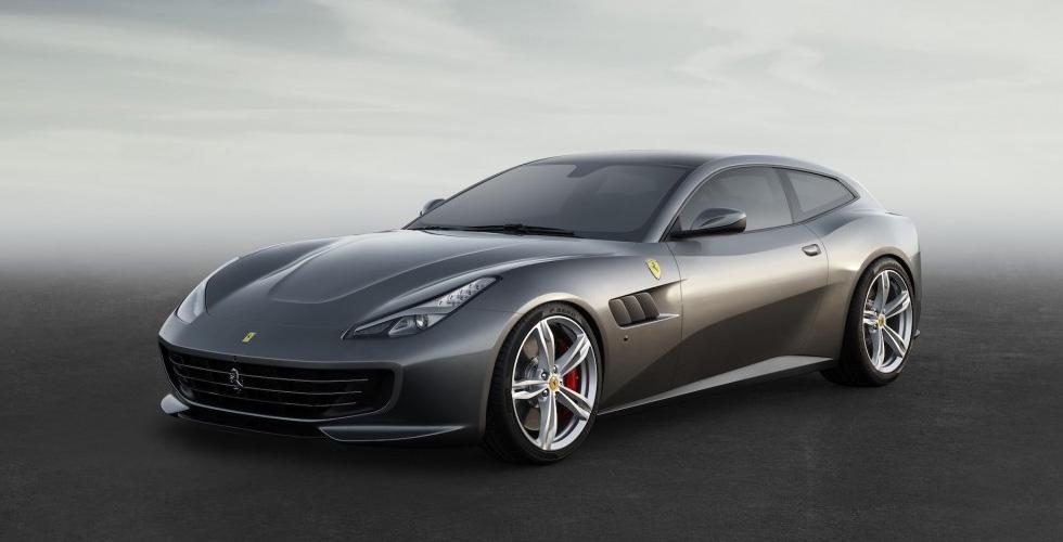 هذا جديد Ferrari  للعام 2017