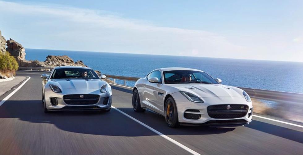 تحديث ال Jaguar F-TYPE  2018