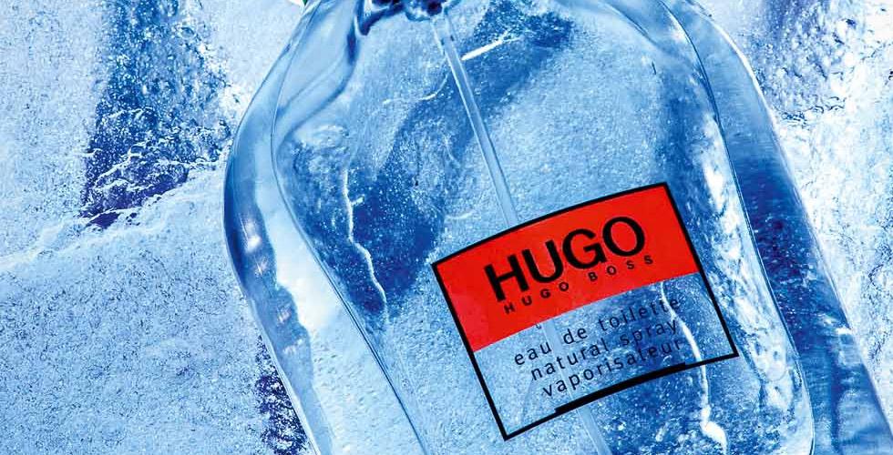 عطر جليدي من Hugo Boss