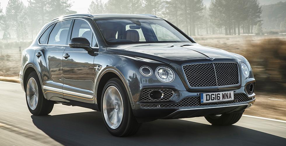 إزدهار Bentley  استمرّ في ال 2016