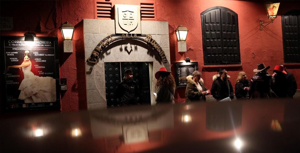 تمتّع بالفلامنكو في مدريد
