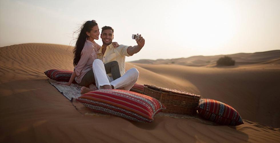 رحلة رومنسية فاخرة الى رأس الخيمة