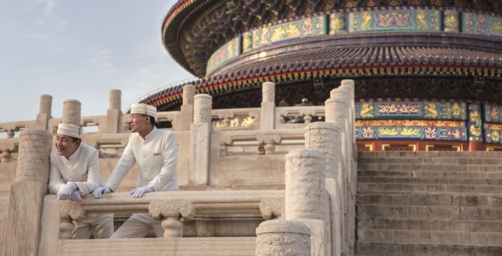 ثلاث رحلات لاستكشاف الصين