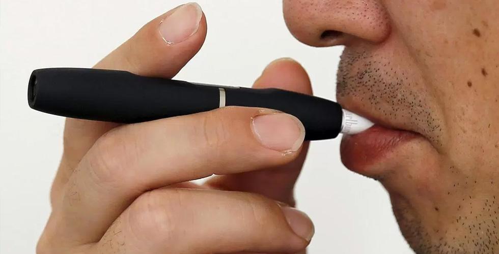 السجائر الالكترونية أكثر أمانا