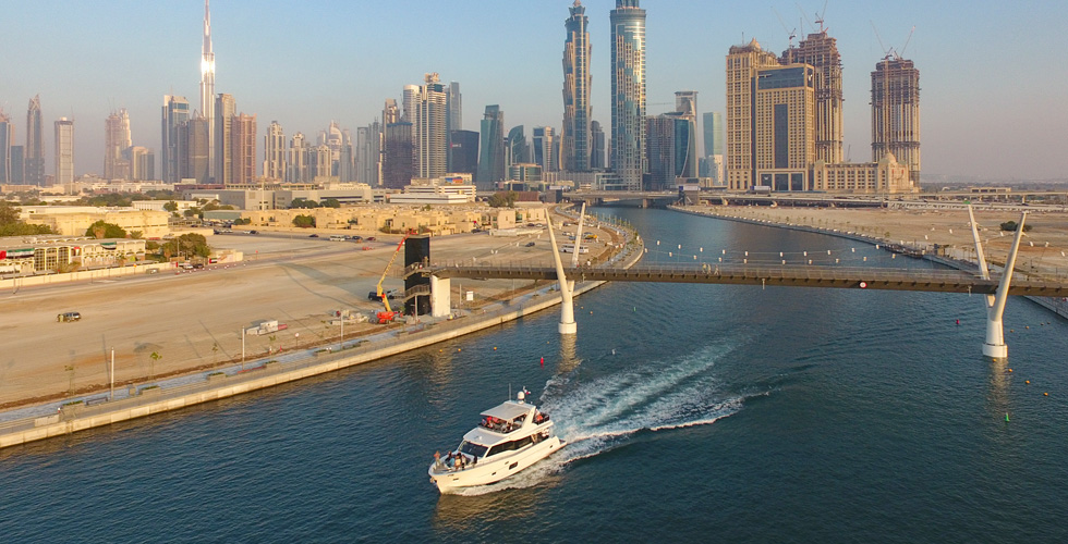 الإمارات في طليعة اليخوت