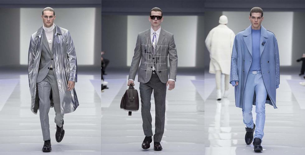 أساليب جريئة من Versace لشتاء ٢٠١٧