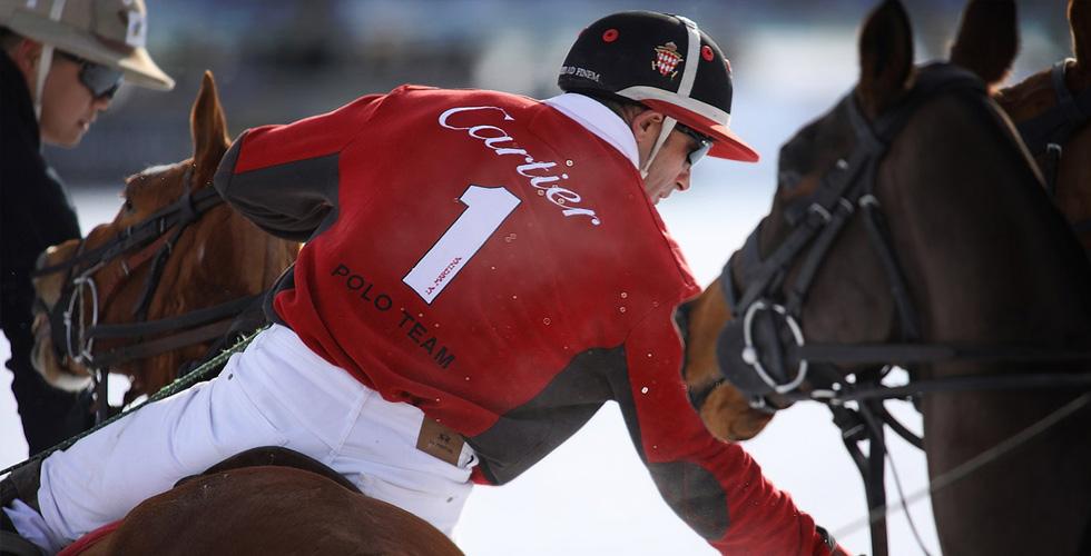 فريق Cartier يفوز ببطولة بولو