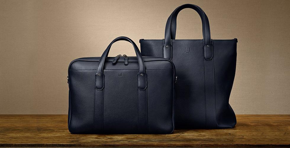 دانهل تطلق مجموعة هامستيد Hampstead  من الحقائب والاكسسوارات