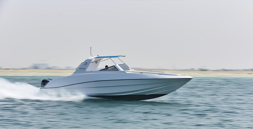 SeaStar Boats  تنطلق من دبي