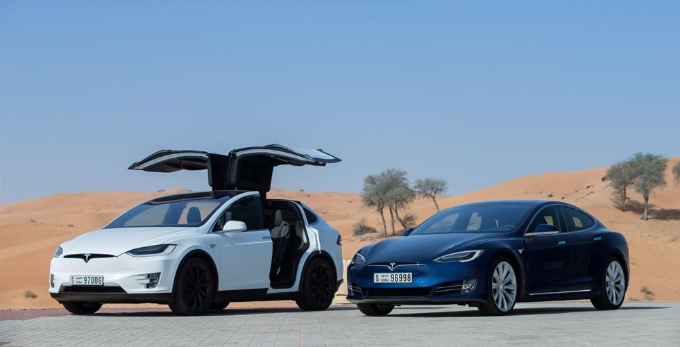اطلب الآن ال Model S  أو ال Model X