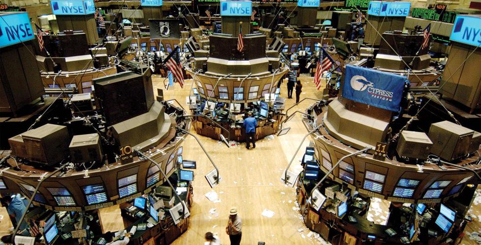رأي السبّاق:ارتفاع  الاسهم الاميركية