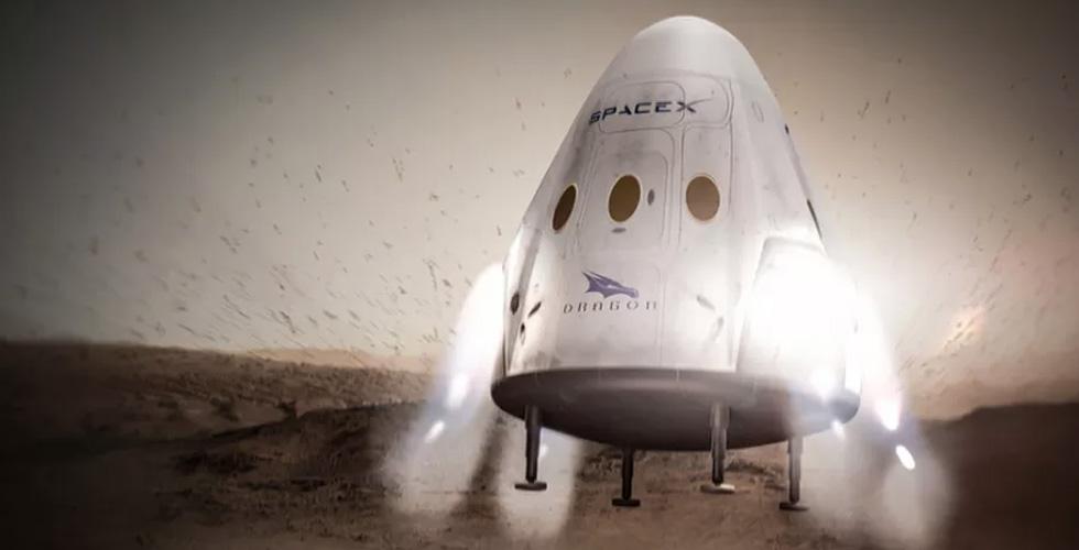 رحلة Dragon  إلى المرّيخ تتأخّر
