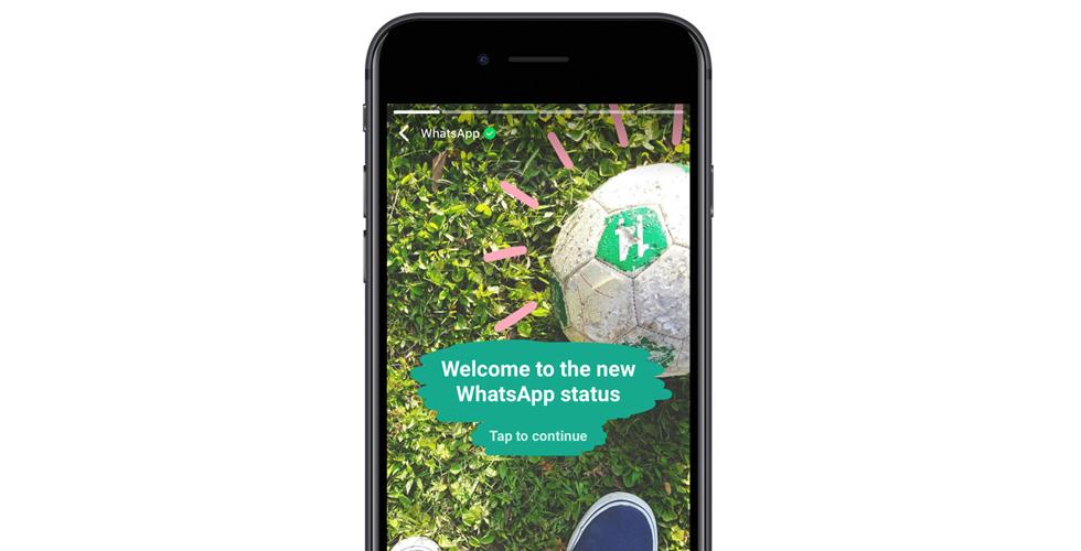 Facebook  تنسخ Snapchat  في Whatsapp