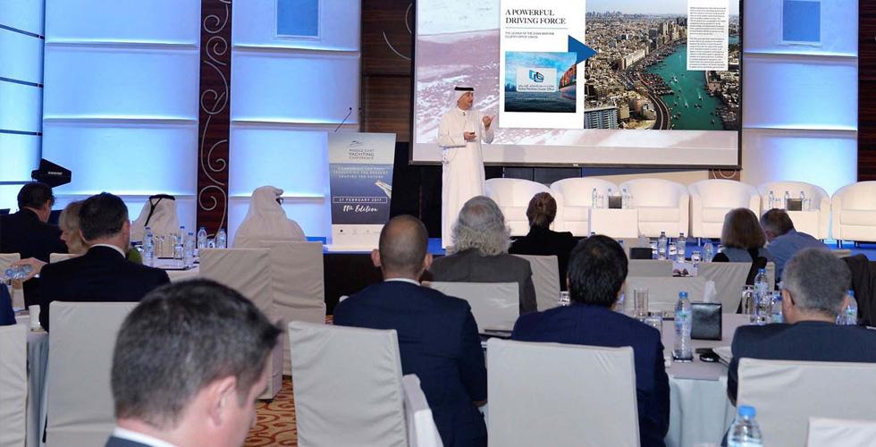 مؤتمر عن القطاع البحري في دبي
