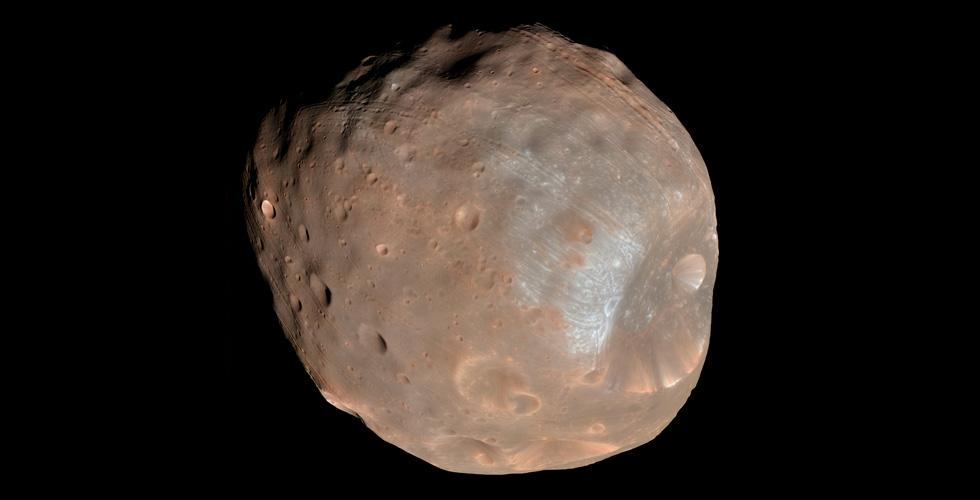 مناورة فضائية حول المريخ