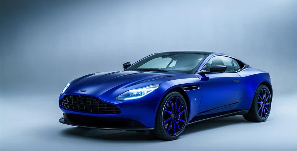 مزايا Q  لتشخيص ال Aston Martin