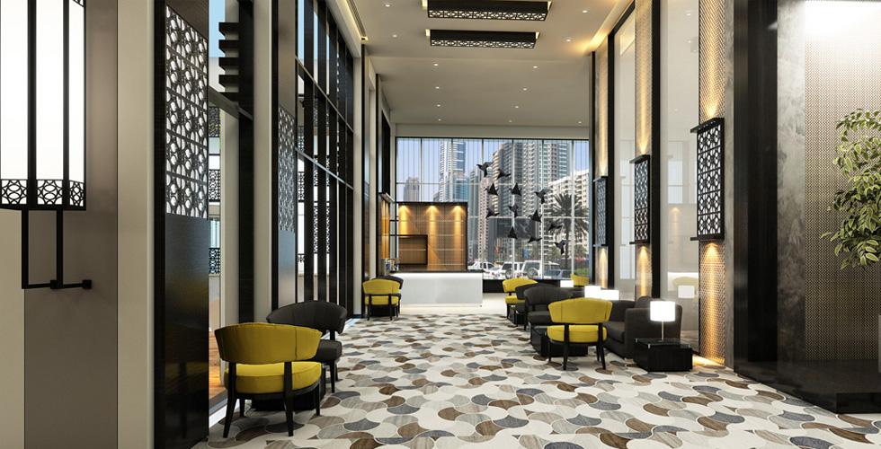 إعادة افتتاح فندق متروبوليتان دبي