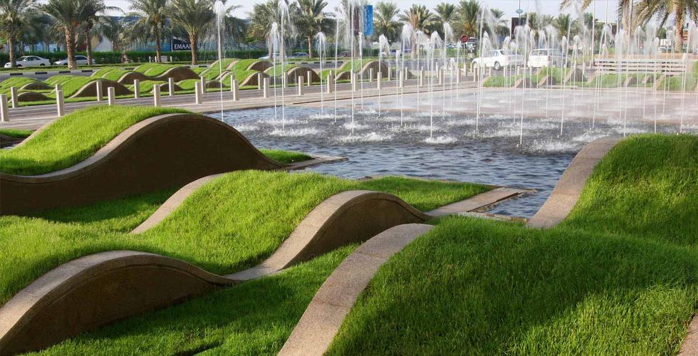 المملكة تدخل عالم هندسة الحدائق