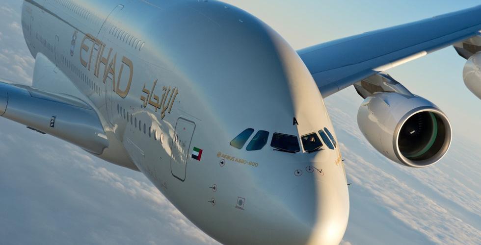 الاتحاد تطلق رحلات A380 نحو باريس