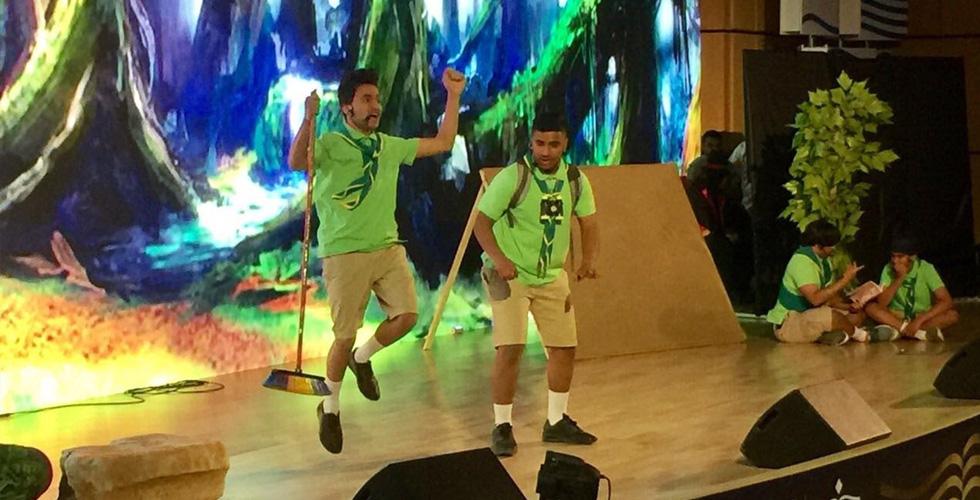 المسرح والترجمة في معرض الرياض للكتاب