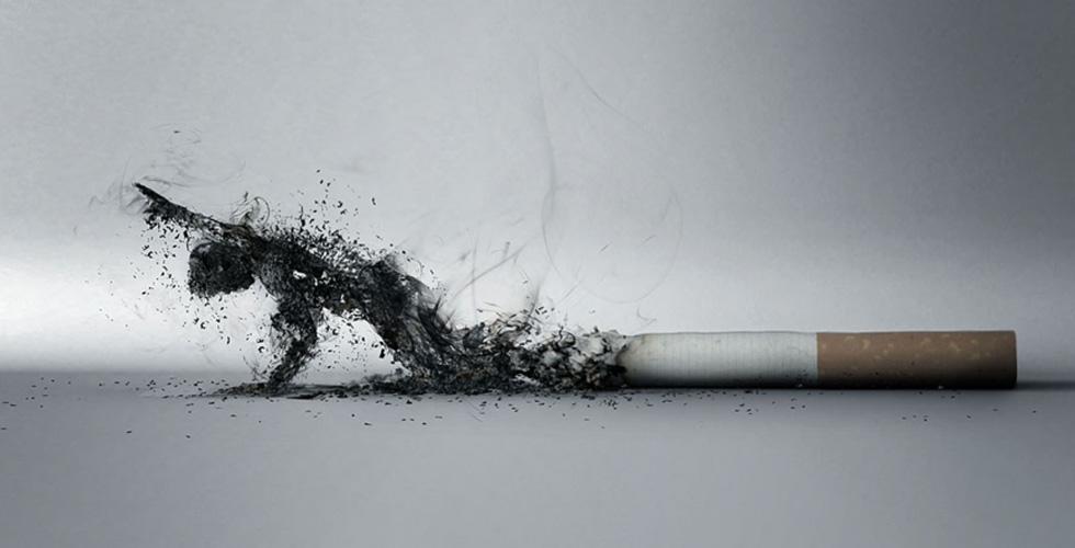 نصيحة الى المدخنين