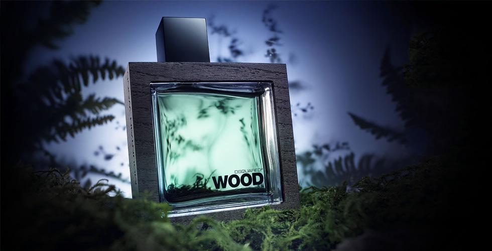 نسخة جديدة من عطر He Wood