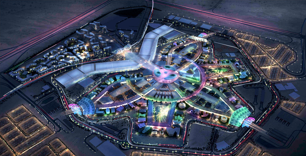 رأي السبّاق : دبي وإكسبو ٢٠٢٠