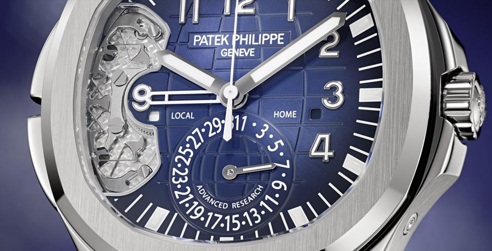 مرونة وجمال بارز في آخر ابتكارات Patek Philippe