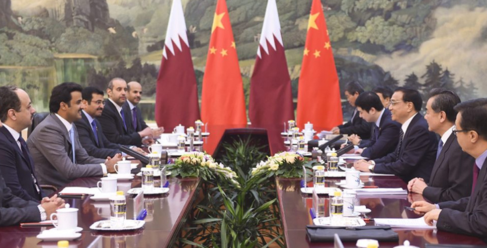 رأي السبّاق:علاقات الصين وقطر وتطورها