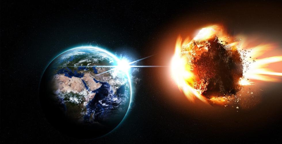 هل يهاجم كويكب الارض؟