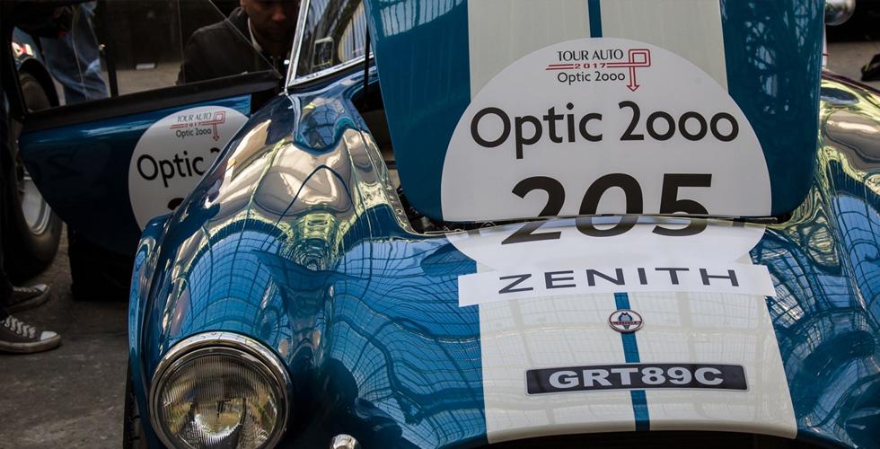 انطلاق Tour Auto برعاية Zenith