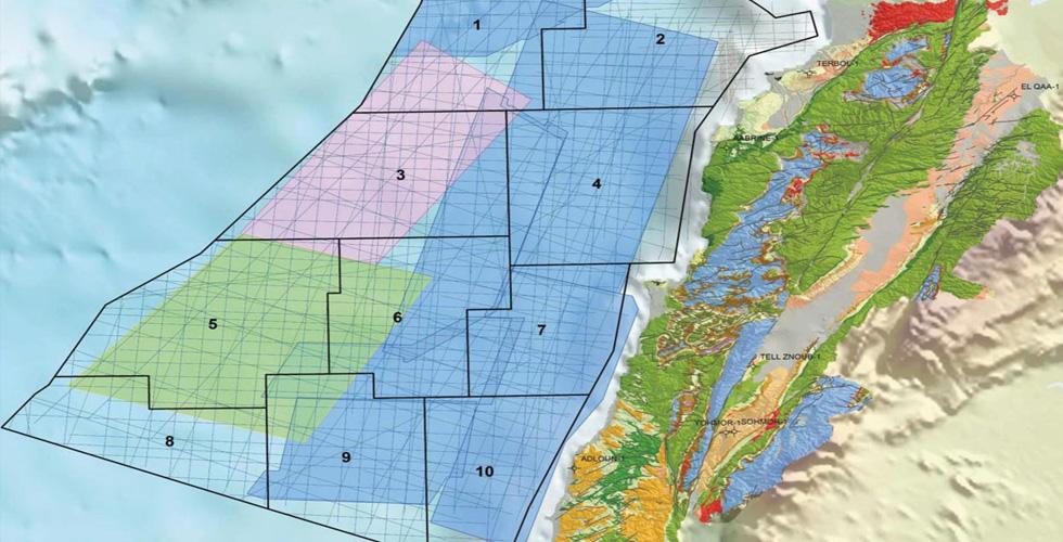 رأي السبّاق:التنافس للتنقيب عن الغاز في لبنان