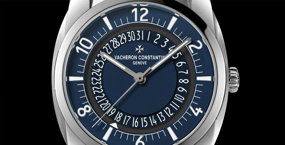 روعة الأزرق من Vacheron Constantin