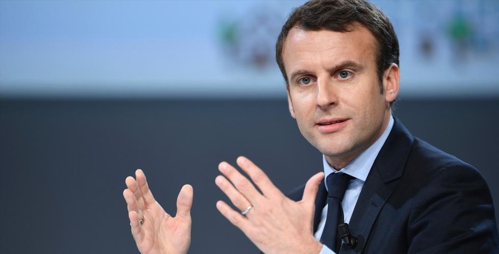 ماكرون أصغر رئيس فرنسي