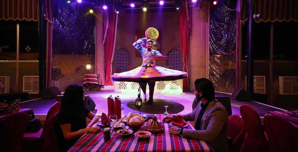 باب الشمس الصحراوى يقدم احتفالات رمضان